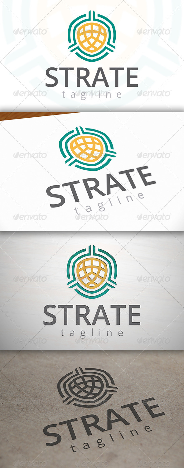 Strategy Logo - Vector Abstract