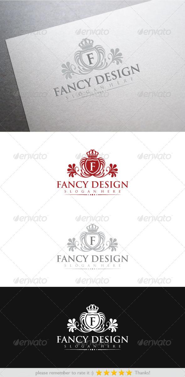 Fancy Design - Crests Logo Templates