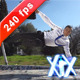 Businessman Jumps Over  - VideoHive Item for Sale