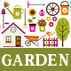 Garden Set - GraphicRiver Item for Sale