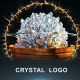 Crystal Logo - VideoHive Item for Sale