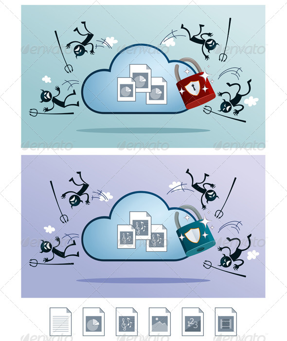 Cloud Storage Protected From Computer Virus - Computers Technology