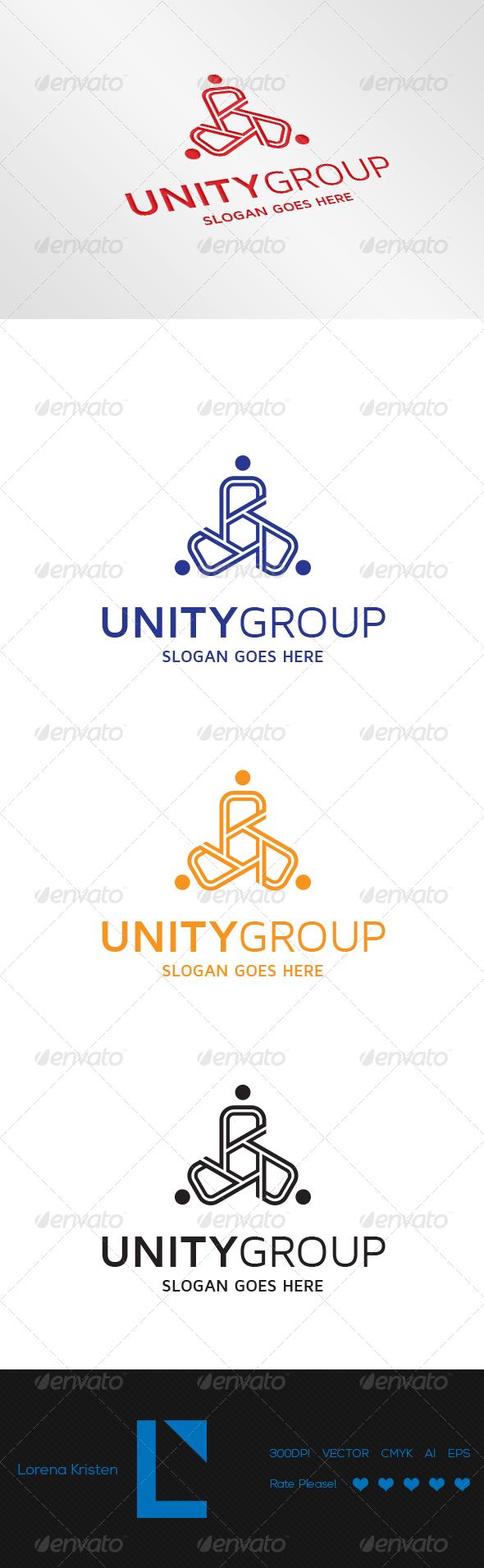 Unity Group - Logo Templates