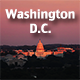 Washington DC City View in Dusk - VideoHive Item for Sale