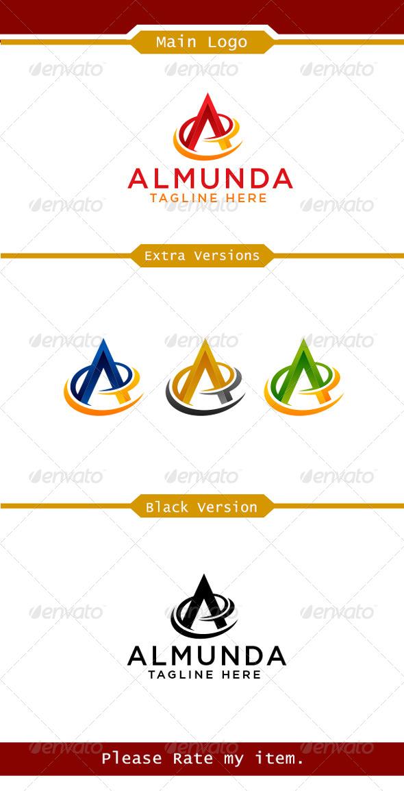 Almunda - Letters Logo Templates