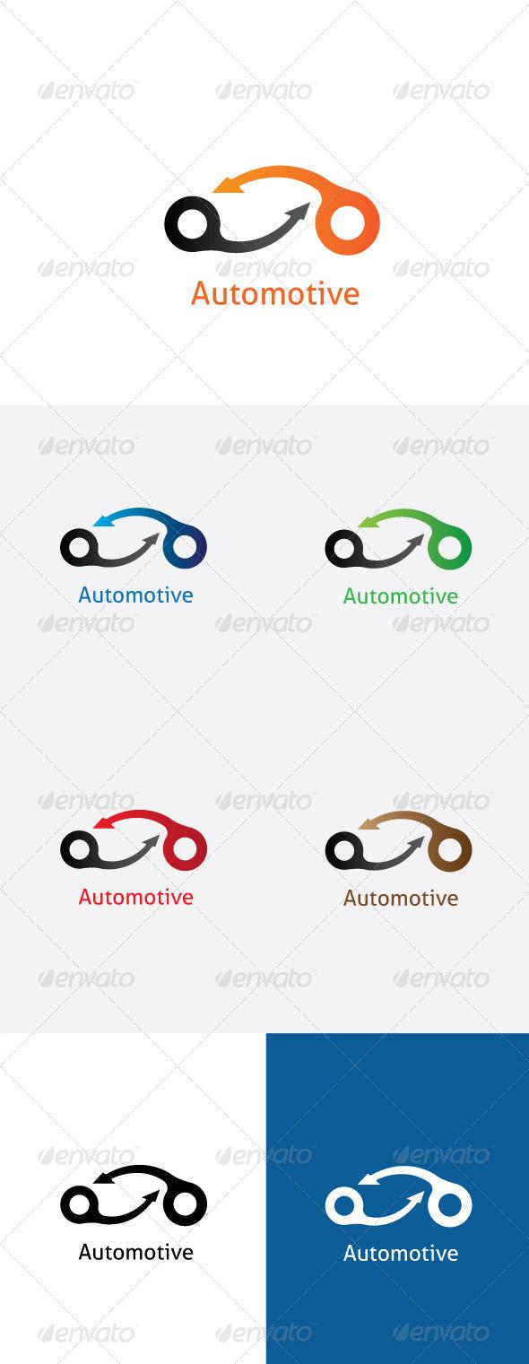 Automotive Logo Template.