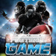 American Football Game Flyer Design - GraphicRiver Item for Sale