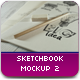 Sketch & Charcoal Mockup 2 - GraphicRiver Item for Sale