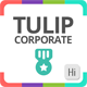 Download Tulip Corporate Typo from VideHive