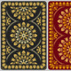 Floral Ornament Cards Background - GraphicRiver Item for Sale