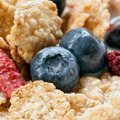 Cereal Flakes with Berries - PhotoDune Item for Sale