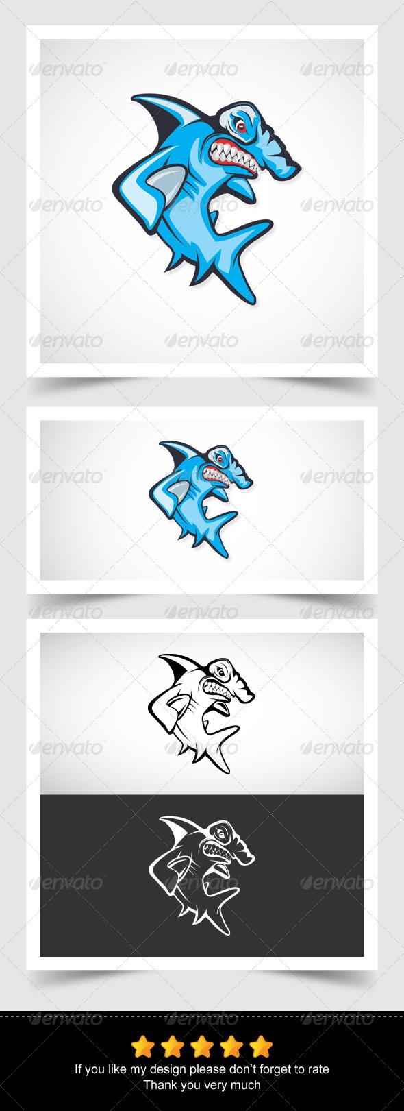 Hammerhead - Animals Characters