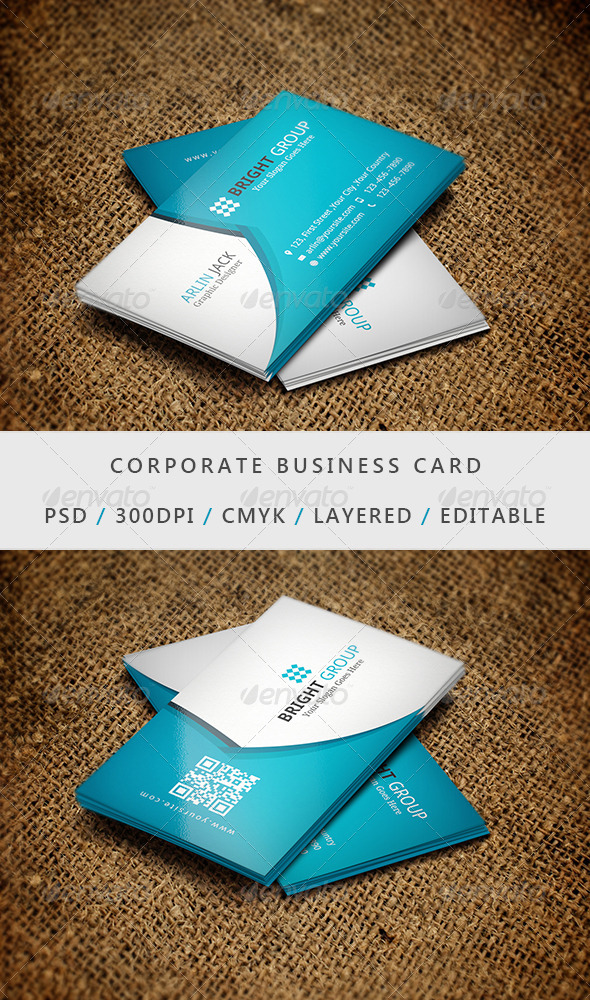 Business Card - 11 - Corporate Business Cards