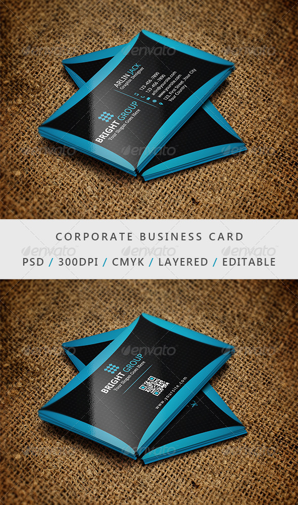 Business Card - 13 - Corporate Business Cards