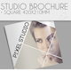 Studio Brochure - Square - GraphicRiver Item for Sale