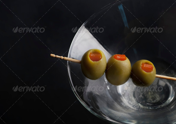 Martini - Stock Photo - Images