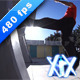 Wall Back Flips  - VideoHive Item for Sale