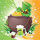 Saint Patrick's Day Background - GraphicRiver Item for Sale