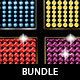 Bright Diamond Photoshop Layer Styles Bundle - GraphicRiver Item for Sale
