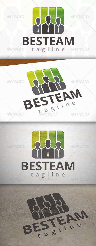 Best Team Logo - Humans Logo Templates
