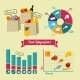 Supermarket Foods Infographics Elements - GraphicRiver Item for Sale