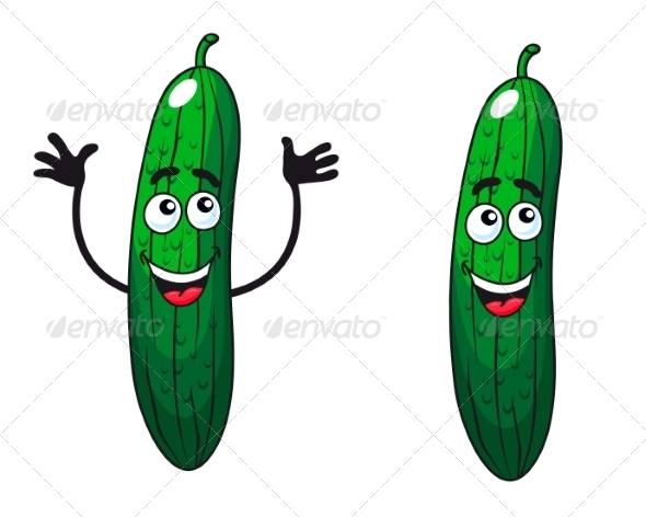 Happy Cucumber - Miscellaneous Characters