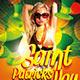 Saint Patricks Day Flyer Template - GraphicRiver Item for Sale