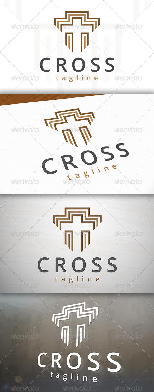 Cross Logo - Symbols Logo Templates