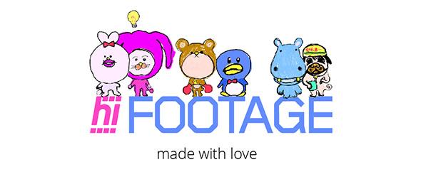 Hifootage header