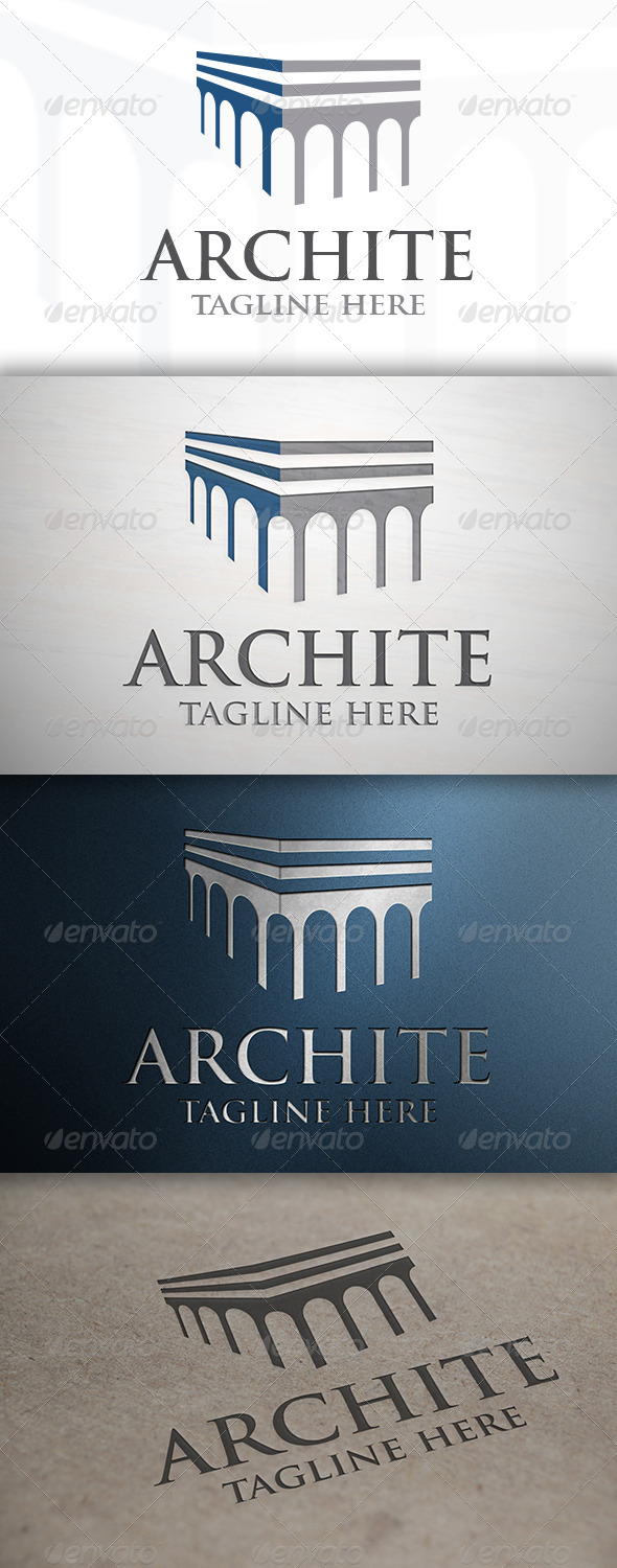 Architecture Logo - Buildings Logo Templates