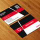 Corporate Business Card AN0234 - GraphicRiver Item for Sale