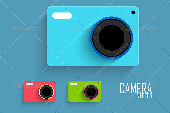 Flat Camera - Media Technology