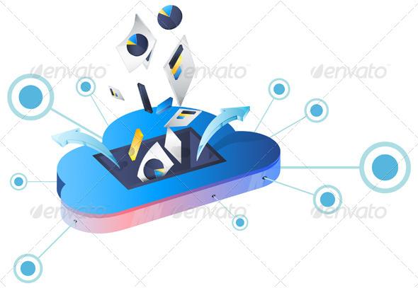 Cloud Data Storage Services - Web Technology