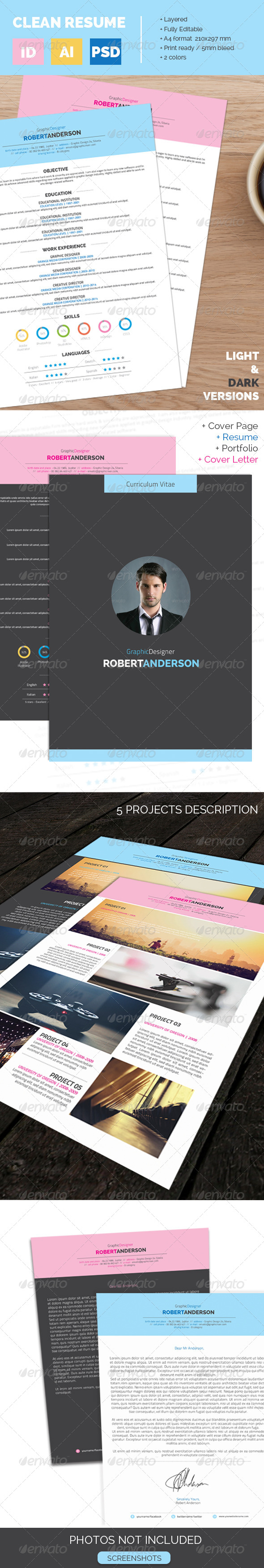 Resume CV - Resumes Stationery