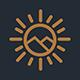 Sun Mount Logo Template - GraphicRiver Item for Sale