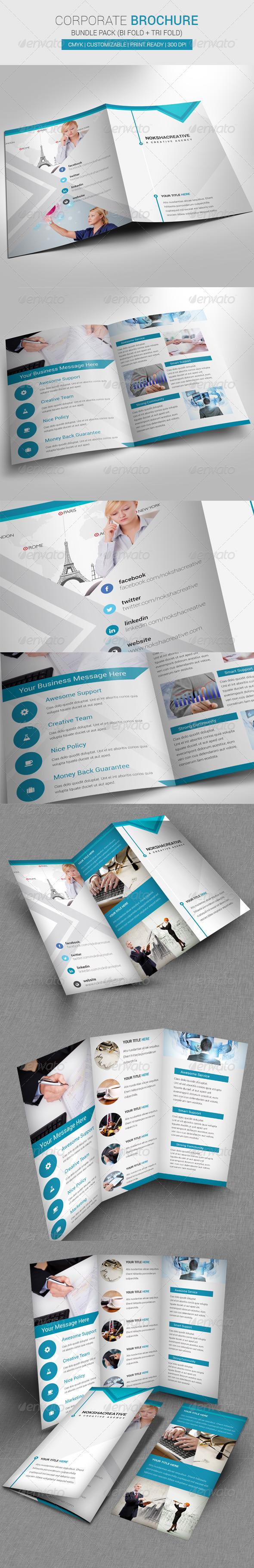 Bundle Pack Brochure - Corporate Brochures