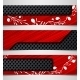 Banner with Floral Pattern - GraphicRiver Item for Sale