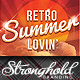 Download Summer Lovin' Retro Flyer Template from GraphicRiver