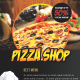 Pizza Shop Flyer - GraphicRiver Item for Sale