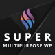 Super | Multi-Purpose Theme - ThemeForest Item for Sale