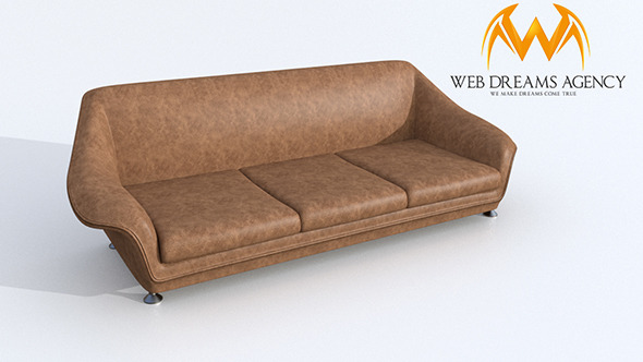 Sofa SLOORP - 3DOcean Item for Sale