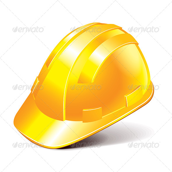 Safety Helmet - Man-made Objects Objects