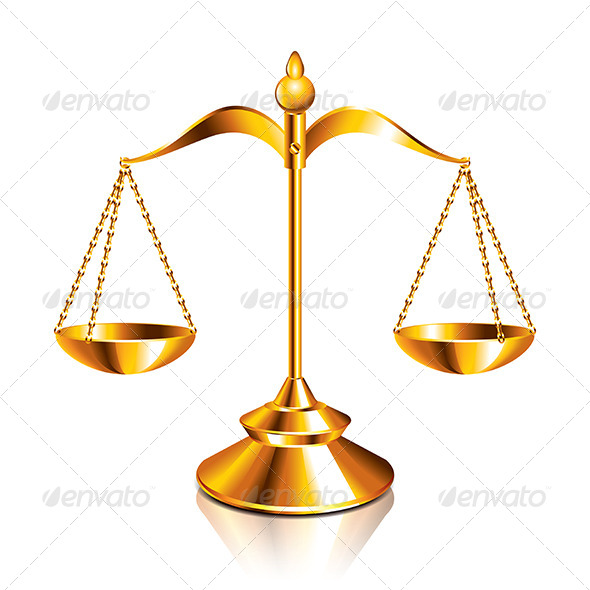 Scales of Justice - Miscellaneous Vectors