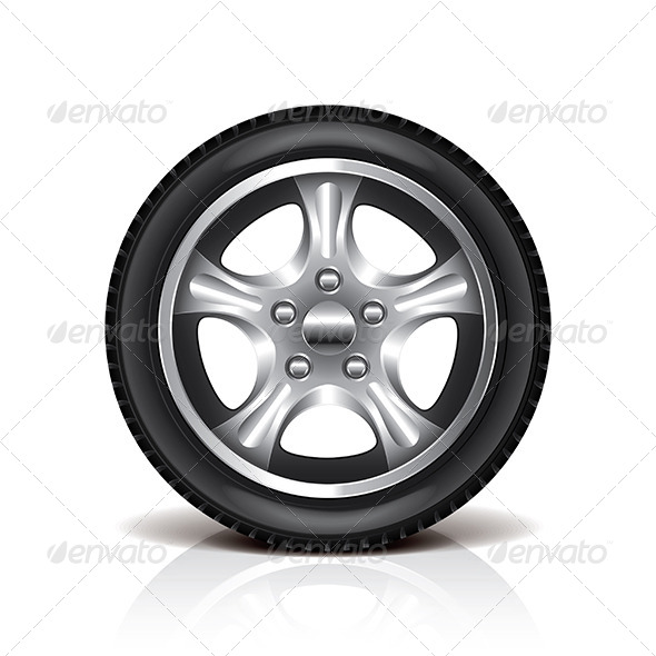 Car Tire - Services Commercial / Shopping