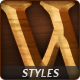 5 Realistic Wood Styles