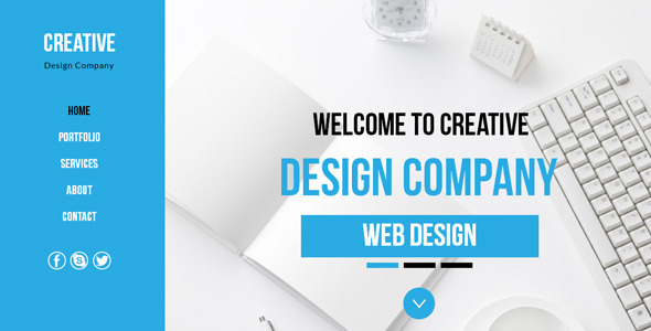 Creative – Multi-Purpose Muse Template