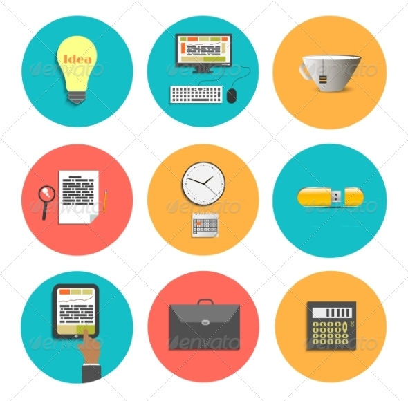 Business Work Elements - Concepts Business