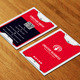 Corporate Business Card AN0083 - GraphicRiver Item for Sale