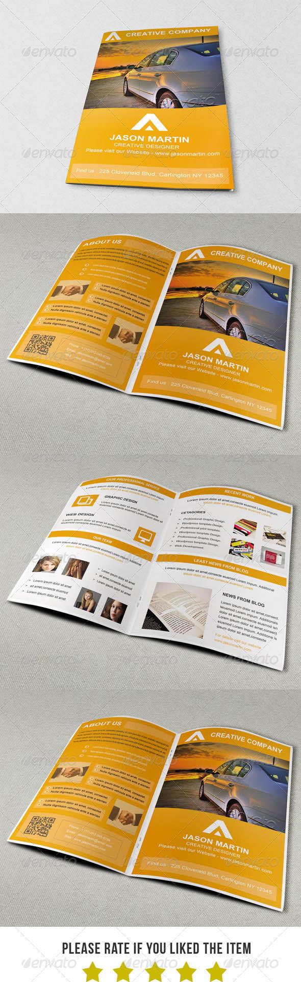 Portfolio Brochure V2 - Portfolio Brochures