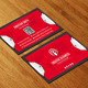 Corporate Business Card AN0104 - GraphicRiver Item for Sale